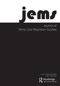 The Journal of Ethnic and Migration Studies front cover